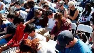 Florida School Shooting Survivors DEMAND ACTION From President Donald Trump   What