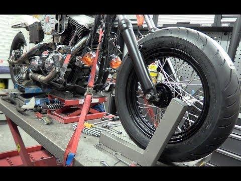 Delboy's Garage, Project FoXDaWG, Day 17,