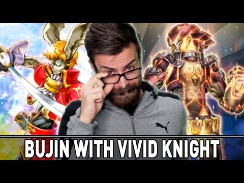 Back To Bujin AGAIN! Ft Vivid Knight | YuGiOh Duel Links PVP Mobile & Steam w/ ShadyPenguinn