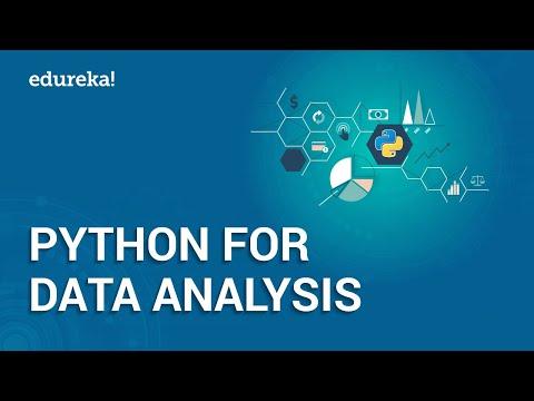 Python For Data Analysis   Python Pandas Tutorial   Learn Python   Python Training   Edureka