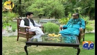 Aik Din Geo Ke Sath - Shahram Khan Tarakai - 07 July 2019