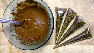 How to make Henna Mehndi Paste and Cones | Naush Artistica