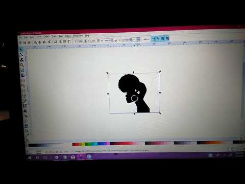 How To Create An Svg File Using Inkscape! Super Easy!!