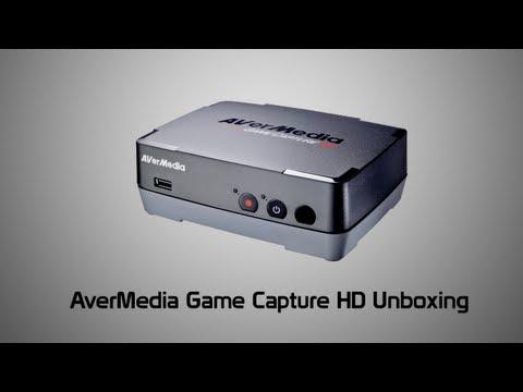 AverMedia C281 Game Capture HD Unboxing