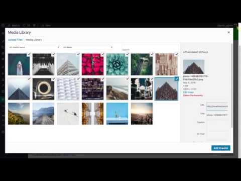 Modula Photo Gallery for WordPress Tutorial