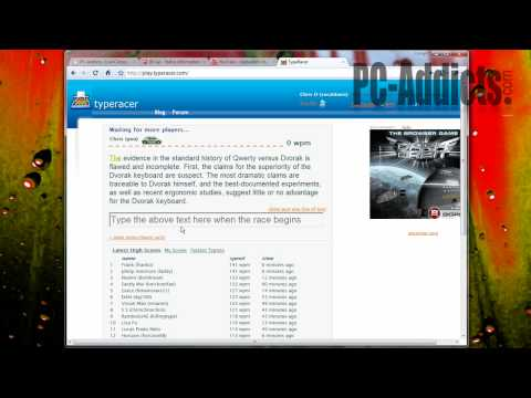 TypeRacer - Online Typing Game - Race Your Friends!