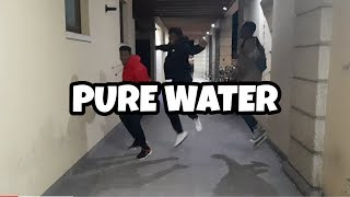 Mustard x Migos - PURE WATER | Dance Video