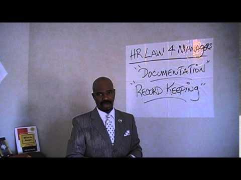 HR Law Documentation