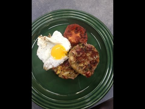 How to make a Corned Beef Hash, perfect brunch!