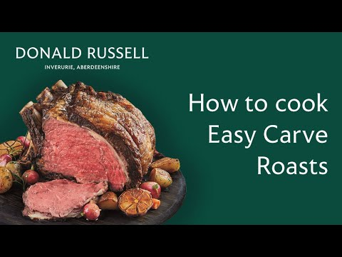 How to cook Easy Carve Roasts