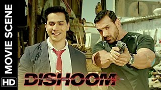 Dishoom Best Scenes
