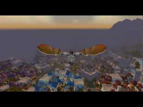 [ZT] Albino Drake - World of Warcraft Mount