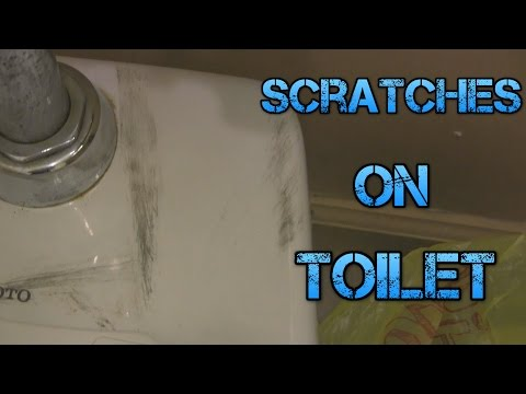 Scratches On My Toilet