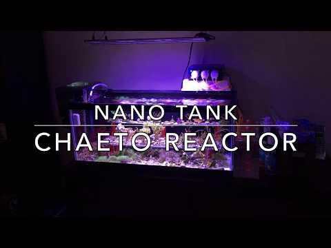 DIY Hang on Back Cheato Reactor for Nano Tanks
