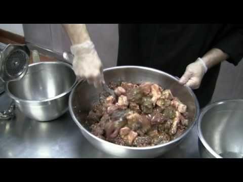 Hot Italian Venison Sausage - GameDinner.com