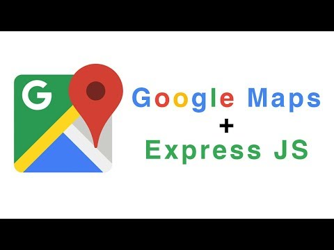 Google Maps API - YelpCamp Tutorial