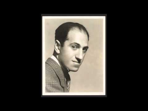 Someone To Watch Over Me - George Gershwin plays his own composition on the piano (1926)