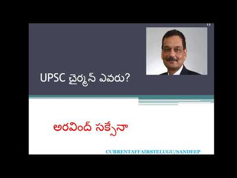 Latest Who is Who is in Telugu part 1 with Explanation