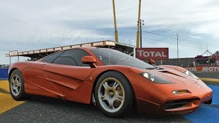 Forza Motorsport 7 - Mclaren F1 1993 - Test Drive Gameplay (hd) [1080p60fps]