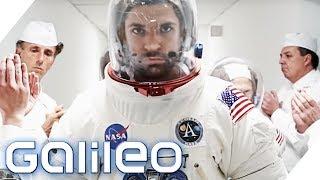 Würdest du auf dem Mond überleben? - Can you survive? | Galileo | ProSieben