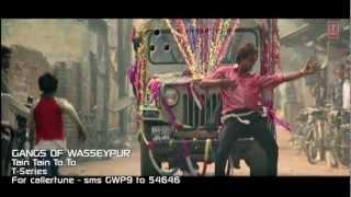 Tain Tain To To | Gangs of Wasseypur | Manoj Bajpai