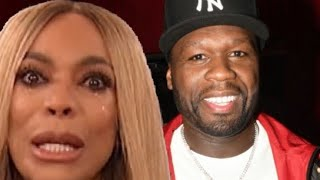 50 Cent Denied Wendy Williams Access To His Pool Party!
