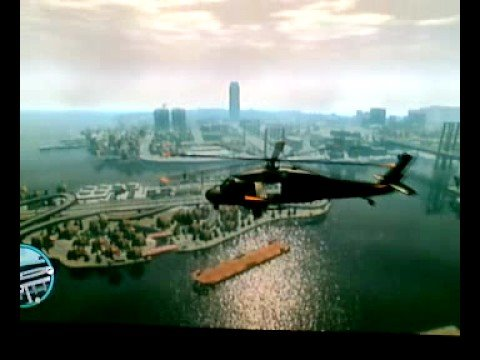 GTA IV Missing Tail Rotor
