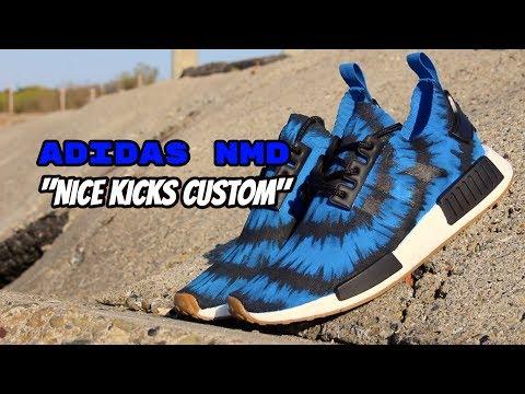 NMD Nice Kicks Custom