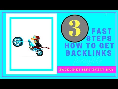 3 Fast Steps How to Get Backlinks Indexed by Google