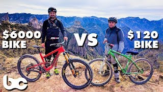 HE SMOKED ME! | Riding Copper Canyon in Mexico