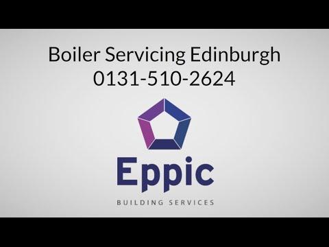 Gas Boiler Service Edinburgh - 0131-510-2624 - Gas Safe Registered Engineers