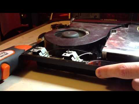 PS3 slim - fan blowout test