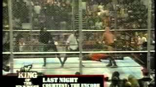 1998 - WWF RAW Opening