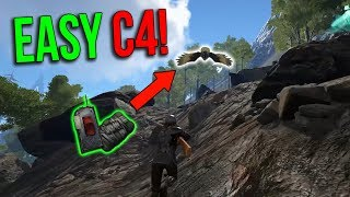 LONGNECK TO C4!   ARK Extinction Official PvP   Ep.2
