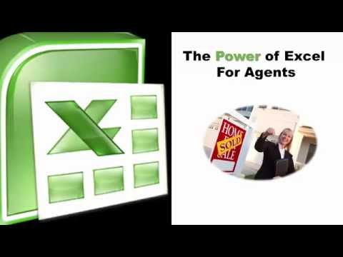 RETI - The Power of Excel for Agents