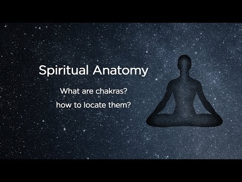 Ancient knowledge of points or chakras | Spiritual Anatomy