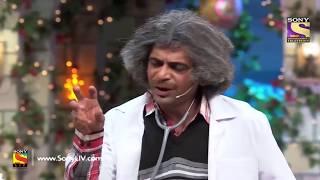 Bumper Meets The Sheikh - The Kapil Sharma Show