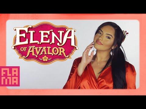 PRINCESS ELENA Halloween Makeup Tutorial | ft. @TheeRealKarlaJ