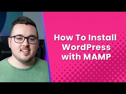 How to Install WordPress Locally on Your Computer using MAMP
