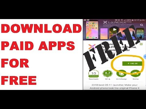 How to Download paid apps for free on play store || without root