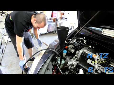 2003-2007 Honda Accord Powersteering flush
