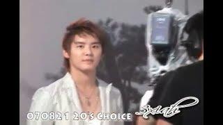 [시아준수] 엠넷 20's Choice 시상 직캠