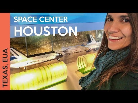 NASA Space Center Houston tour (Vlog)