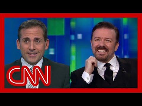 Ricky Gervais on Steve Carell