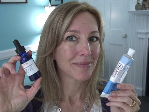 Retin-A and Vitamin C Serum ~ 3 Month Update ~ For Wrinkles, Mature Skin