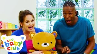 The Baby Club Song Compilation | CBeebies