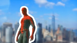 SPIDERMAN IN GTA (Funny Moments Mods)