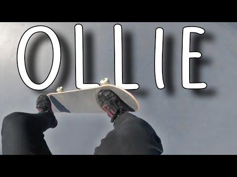 POV Skate Tutorial #1: How to OLLIE