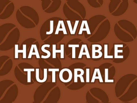 Java Hash Table