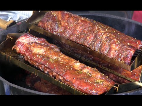 Margarita Glazed Ribs on the Rib O Lator!